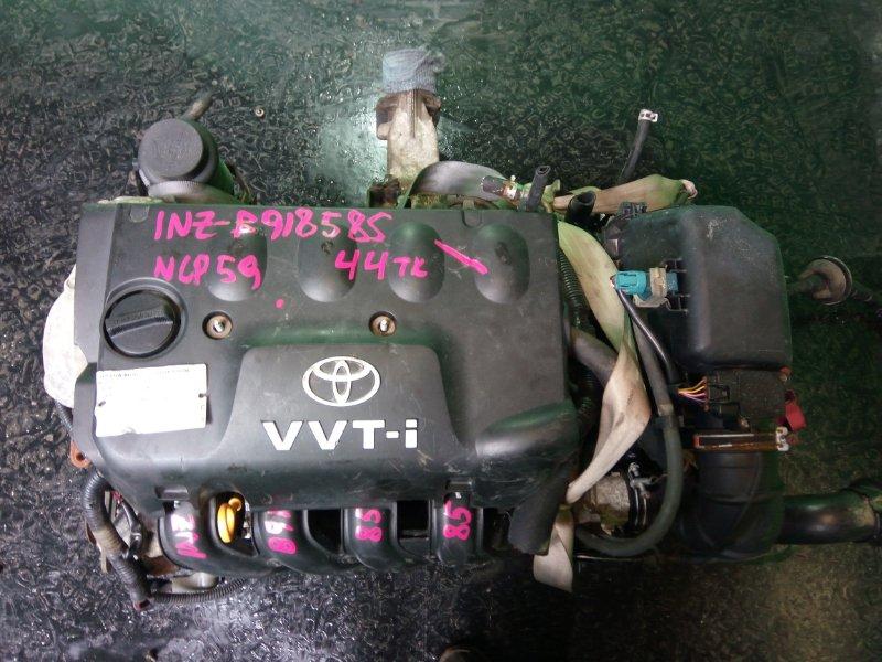 Двигатель Toyota Probox NCP59 1NZ-FE (б/у)