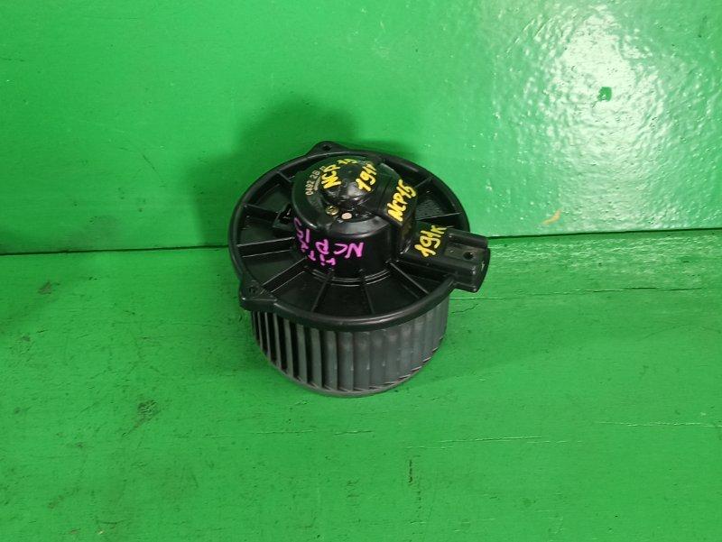 Мотор печки Toyota Vitz NCP15 (б/у)