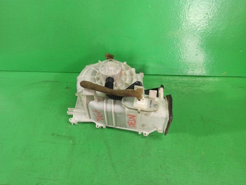 Мотор печки Nissan Xtrail NT30 (б/у)