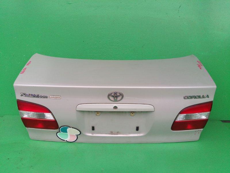 Крышка багажника Toyota Corolla EE111 (б/у)