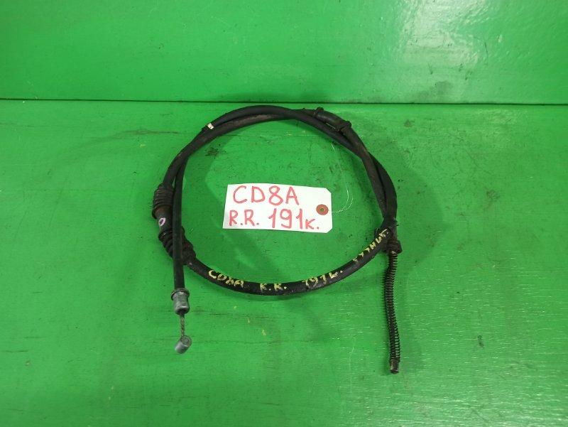 Тросик ручника Mitsubishi Lancer CD8A задний правый (б/у)