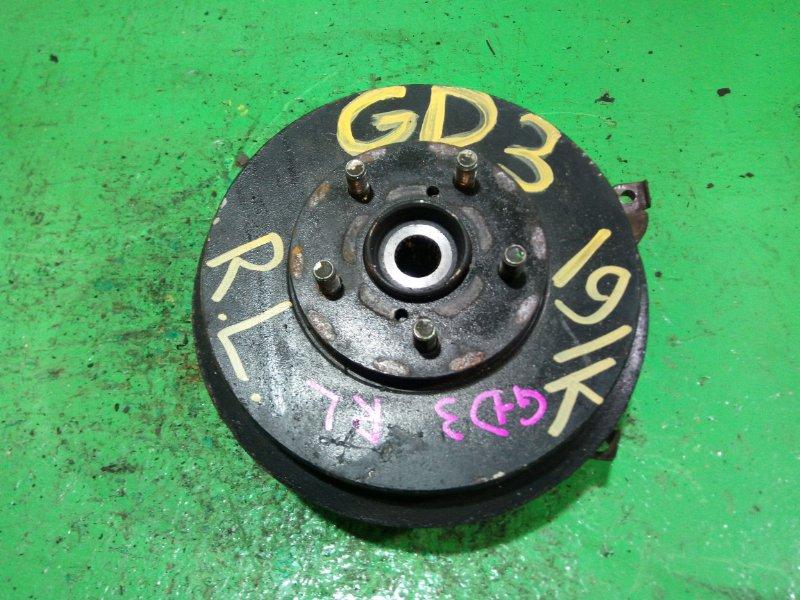 Ступица Subaru Impreza GD3 задняя левая (б/у)