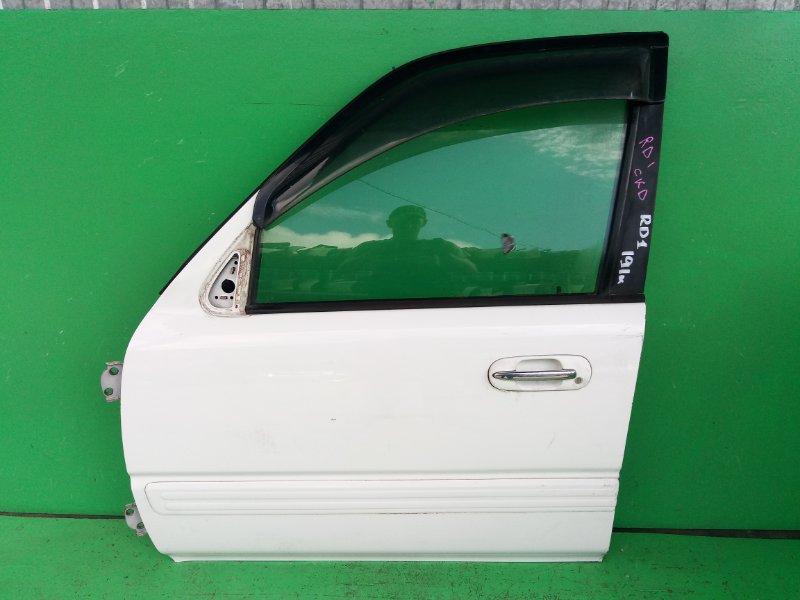 Дверь Honda Crv RD1 передняя левая (б/у)