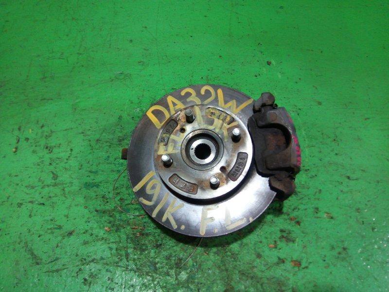 Ступица Suzuki Every DA32W передняя левая (б/у)