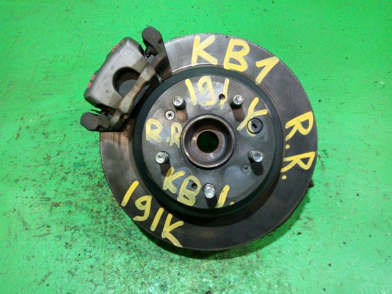 Ступица Honda Legend KB1 задняя правая (б/у)