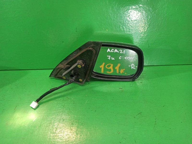 Зеркало Toyota Rav4 ACA21 правое (б/у)