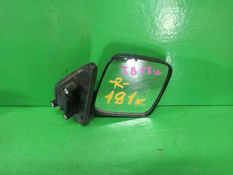 Зеркало Suzuki Jimny JB23W правое (б/у)