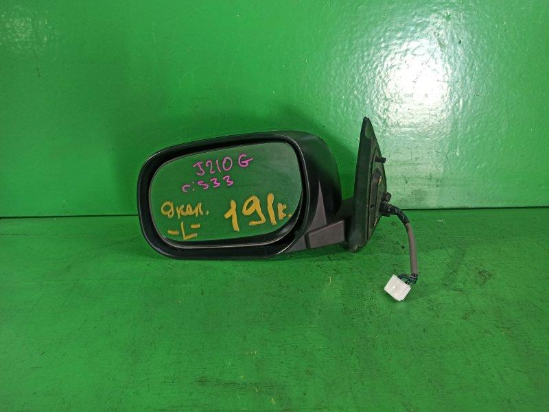 Зеркало Toyota Rush J210G левое (б/у)
