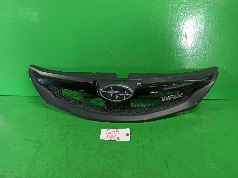 Решетка радиатора Subaru Impreza GH3 (б/у)