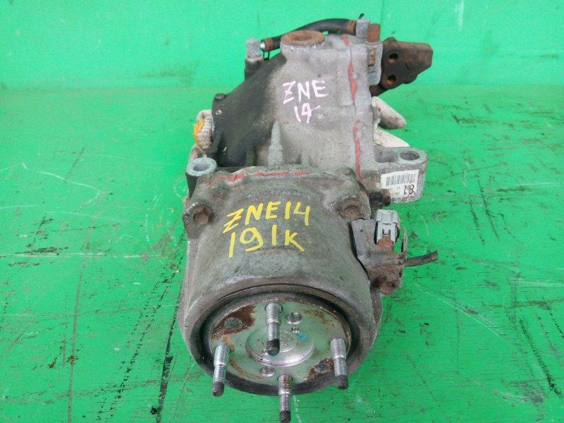 Редуктор Toyota Wish ZNE14 1ZZ-FE задний (б/у)