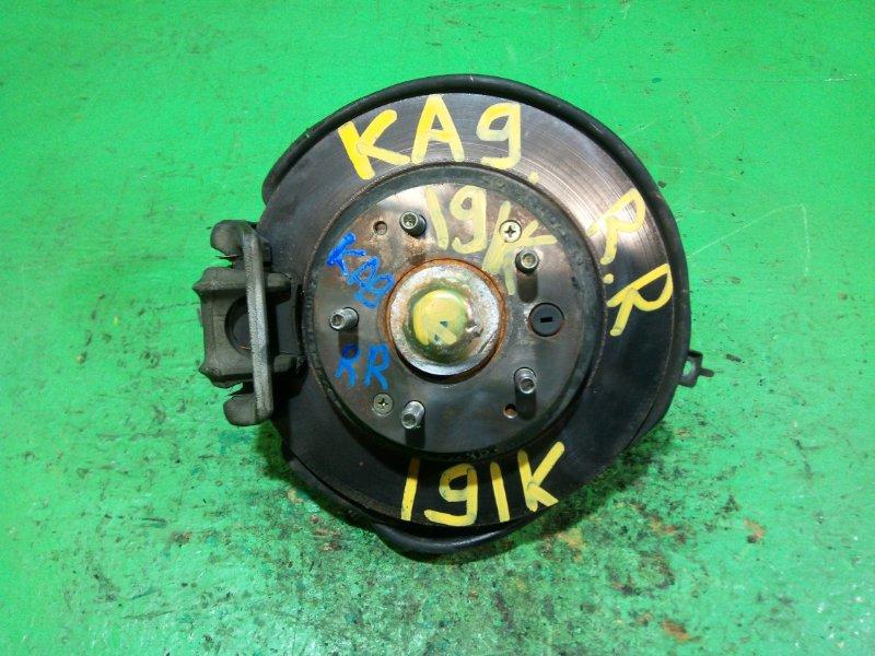 Ступица Honda Legend KA9 задняя правая (б/у)