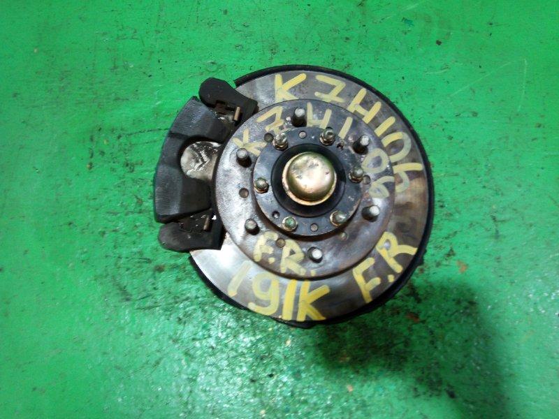 Ступица Toyota Hiace KZH106 передняя правая (б/у)