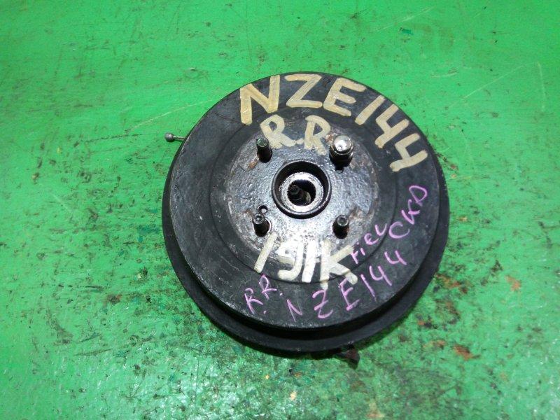 Ступица Toyota Fielder NZE144 задняя правая (б/у)