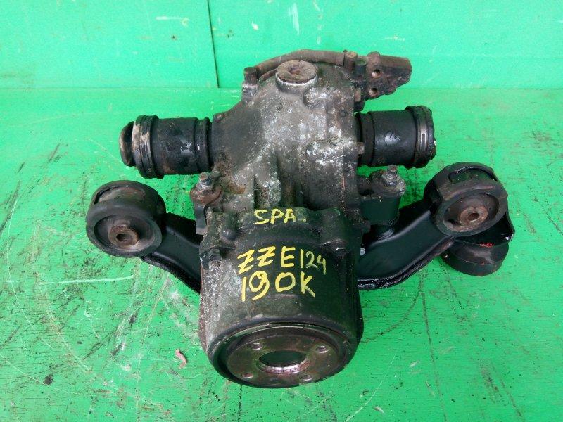 Редуктор Toyota Spacio ZZE124 1ZZ-FE задний (б/у)