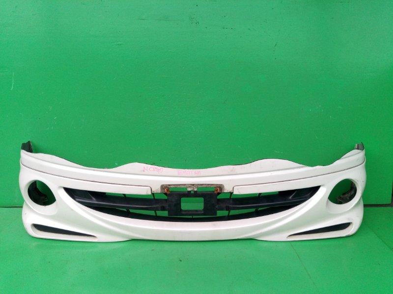 Обвес Toyota Estima MCR40 передний (б/у)