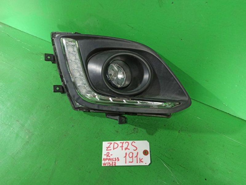 Туманка Suzuki Swift ZD72S правая (б/у)