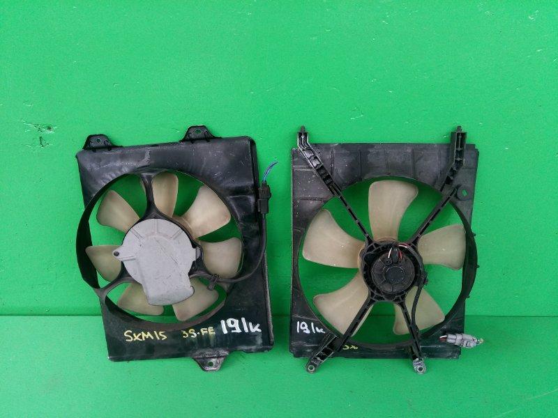 Диффузор радиатора Toyota Ipsum SXM15 3S-FE (б/у)