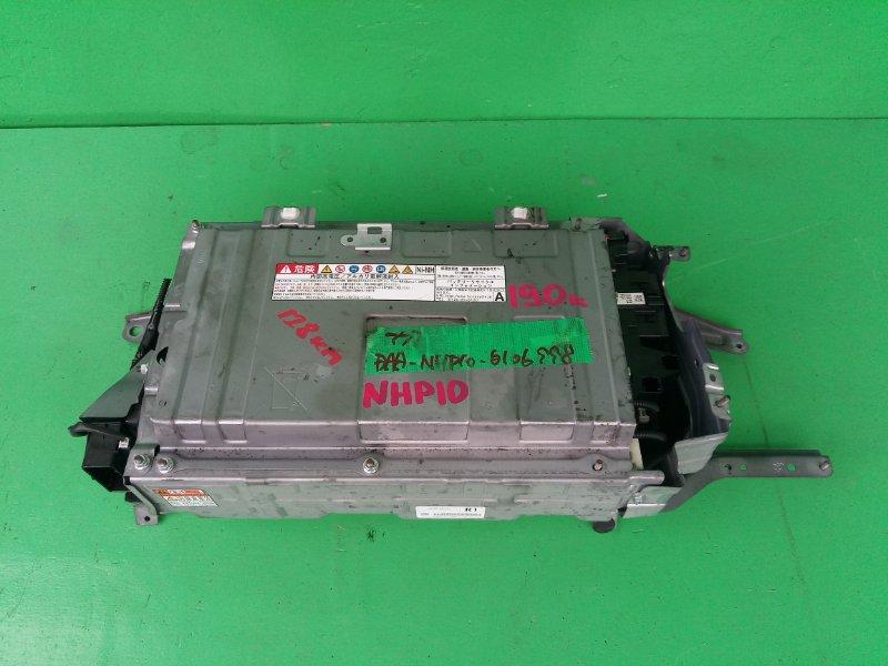 Батарея Toyota Aqua NHP10 (б/у)