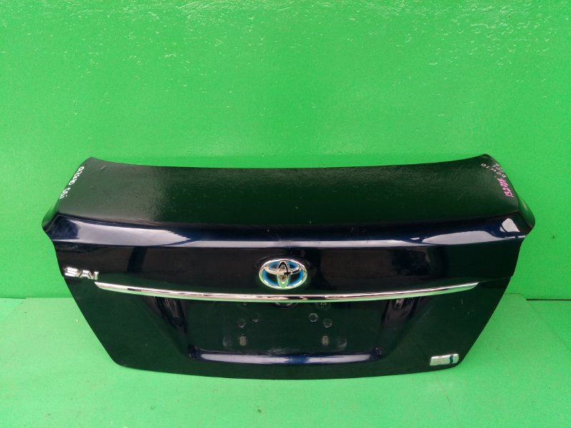 Крышка багажника Toyota Sai AZK10 (б/у)