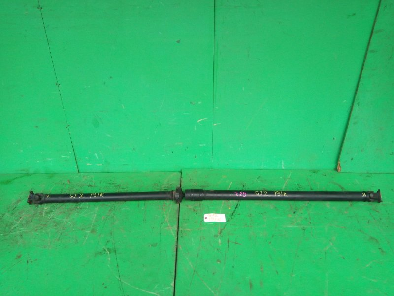 Карданный вал Honda Airwave GJ2 L15A задний (б/у)