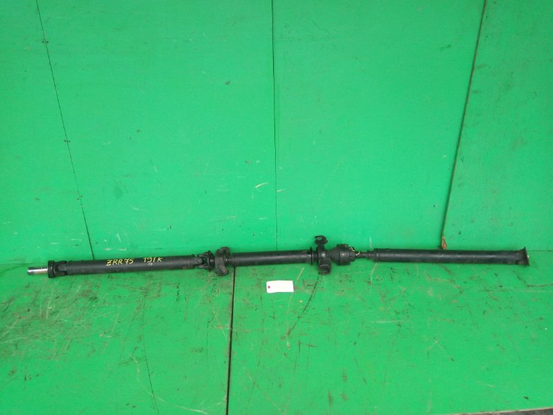 Карданный вал Toyota Noah ZRR75 3ZR задний (б/у)