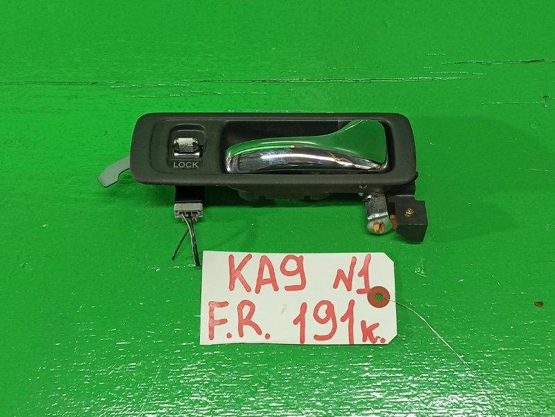 Ручка двери внутренняя Honda Legend KA9 передняя правая (б/у) №1
