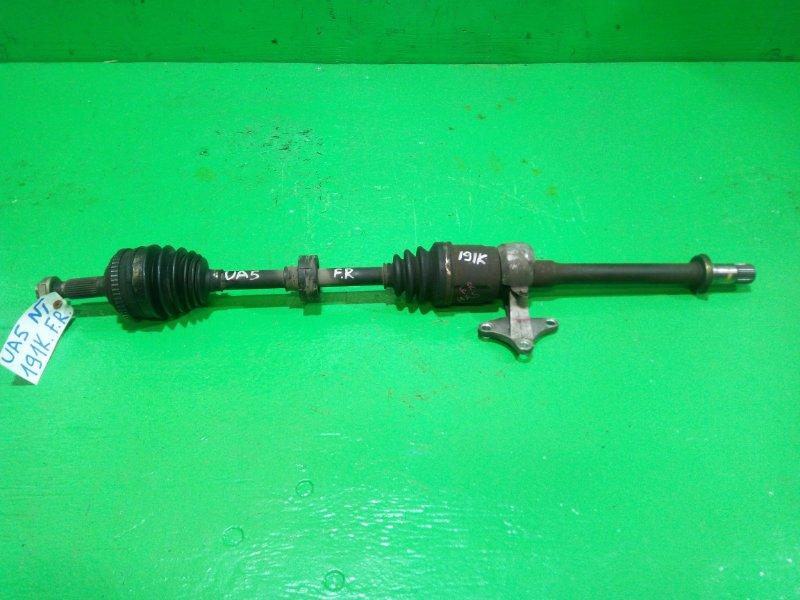 Привод Honda Inspire UA5 передний правый (б/у) №1