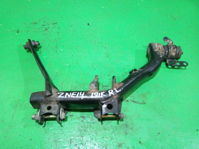 Рычаг Toyota Wish ZNE14 задний левый (б/у)
