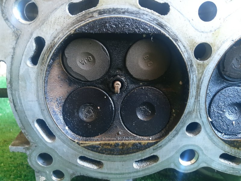 Головка блока цилиндров правая Murano 2005 - 2007 Z50 VQ35DE