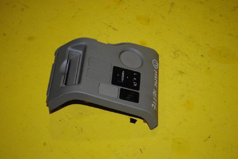 Блок управления зеркалами Toyota Passo Sette M502E (б/у)