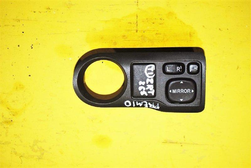 Блок управления зеркалами Toyota Allion ZRT260 (б/у)