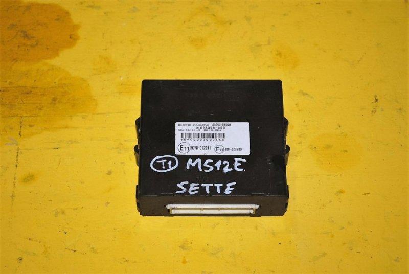 Электронный блок Toyota Passo Sette M502E (б/у)