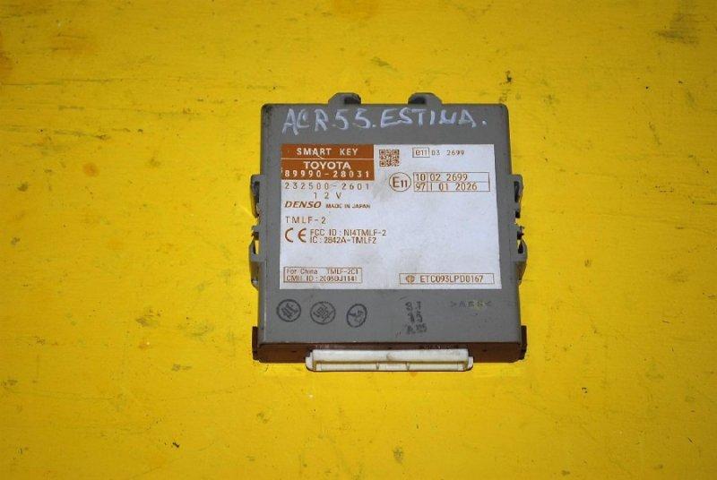 Электронный блок Toyota Estima ACR50 (б/у)
