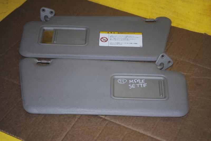 Козырек солнцезащитный Toyota Passo Sette M502E (б/у)