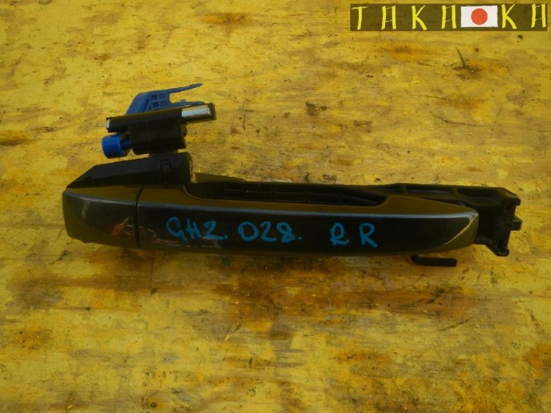 Ручка двери Subaru Impreza GH2 задняя правая (б/у)