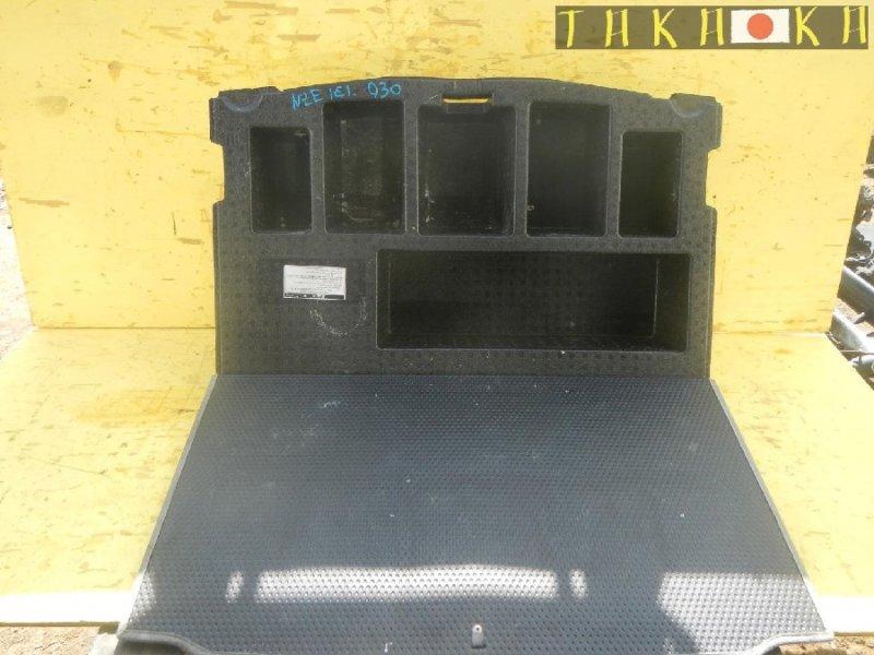 Ванночка в багажник Toyota Corolla Fielder NKE165 (б/у)