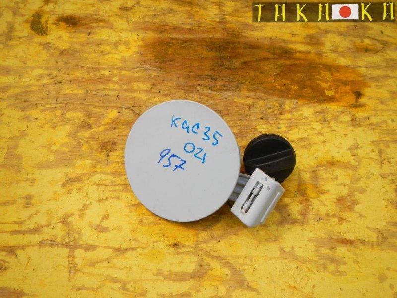Лючок бензобака Toyota Passo KGC30 (б/у)