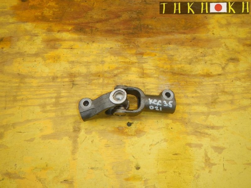 Рулевой карданчик Toyota Passo KGC35 (б/у)