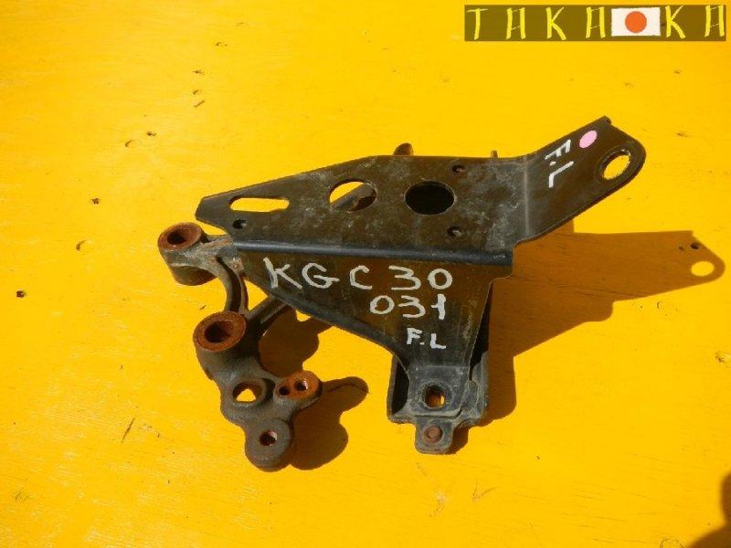 Подушка двигателя Toyota Passo KGC30 (б/у)