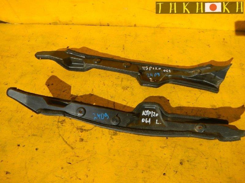 Уплотнитель крыла Toyota Ractis NCP120 левый (б/у)
