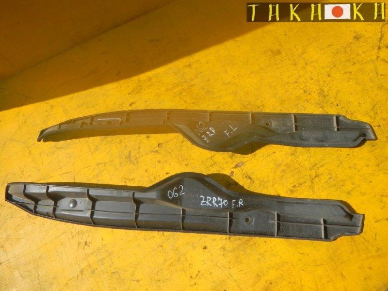 Уплотнитель крыла Toyota Voxy ZRR75 передний левый (б/у)