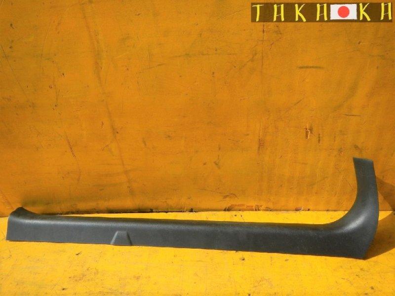 Порожек пластиковый Nissan Skyline CKV36 левый (б/у)