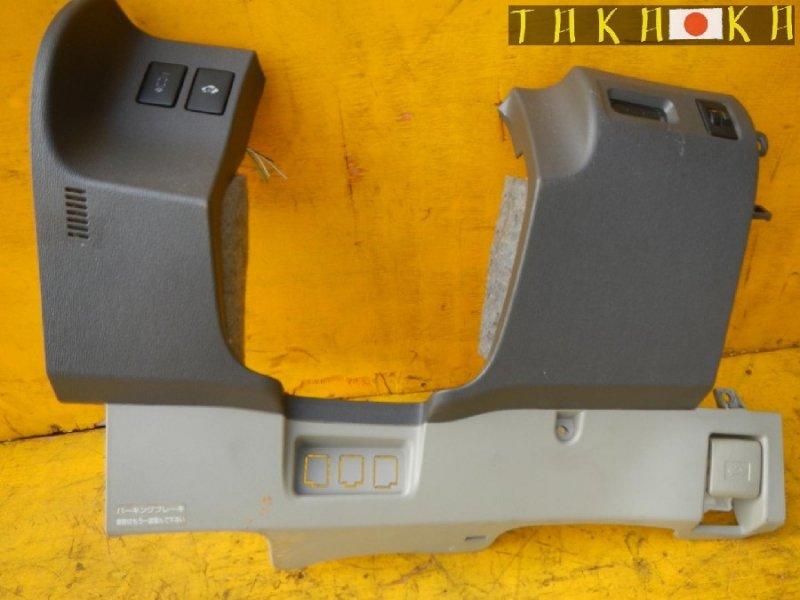 Консоль под рулевой колонкой Toyota Prius NHW20 (б/у)