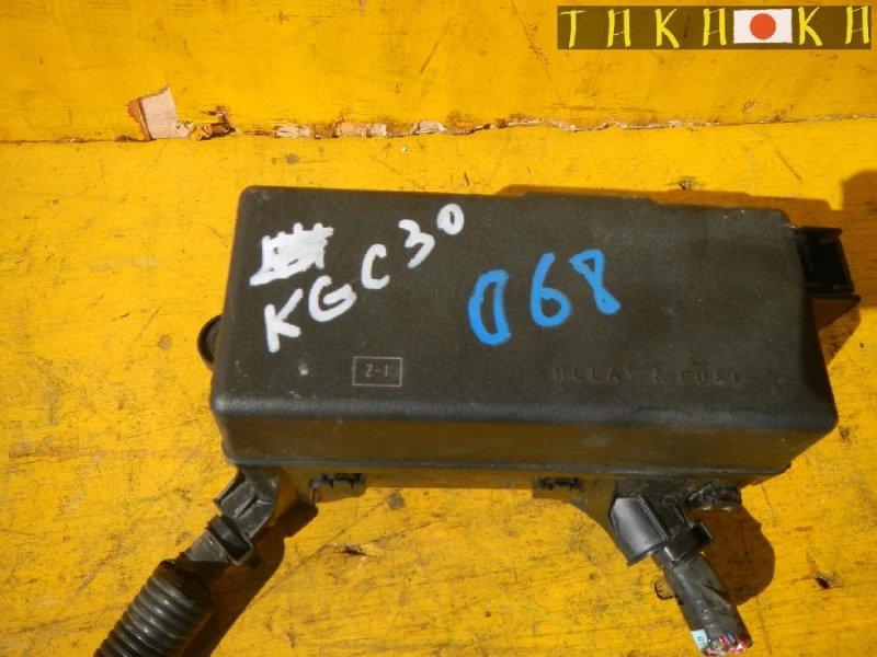Блок предохранителей Toyota Passo KGC30 (б/у)
