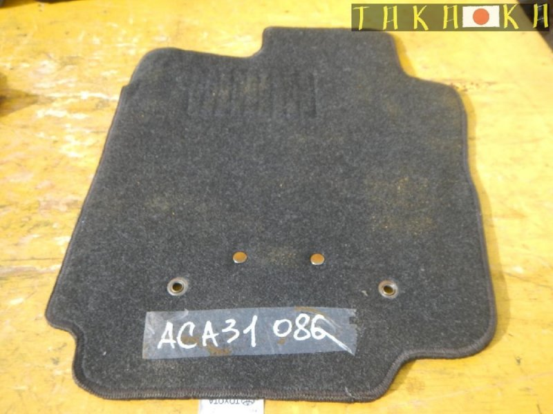 Коврик Toyota Rav4 ACA31 (б/у)