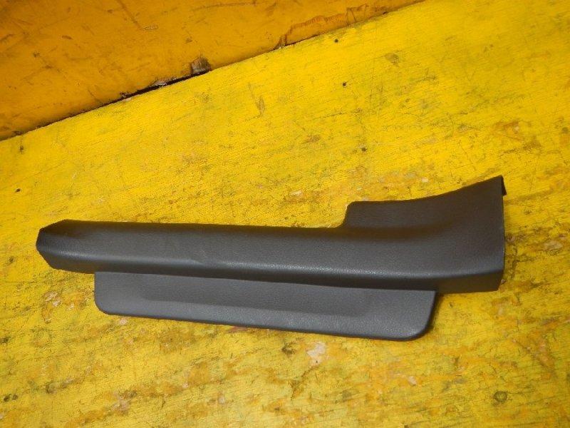 Порожек пластиковый Toyota Sai AZK10 задний левый (б/у)