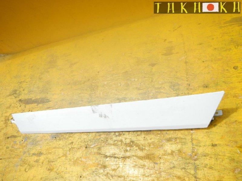 Накладка на крыло Nissan Serena NC26 задняя левая (б/у)