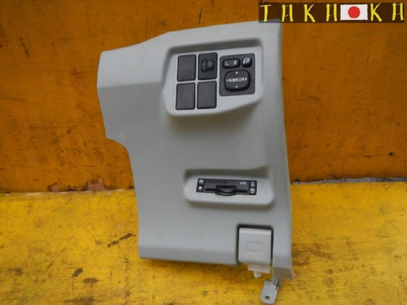Блок управления зеркалами Toyota Prius ZVW30 (б/у)