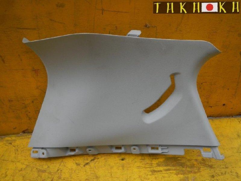 Обшивка багажника Toyota Aqua NHP10 задняя левая (б/у)