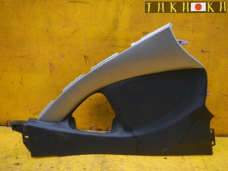 Обшивка багажника Toyota Auris ZRE152 задняя правая (б/у)